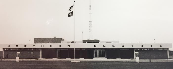 Historic Northern Electric Office Image